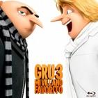 Gru 3. Mi Villano Favorito (2017) #Animación #Familia #peliculas #audesc #podcast