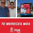 Entrevista de Jose Luis Rodriguez al líder socialista de Telde, Alejandro Ramos Guerra