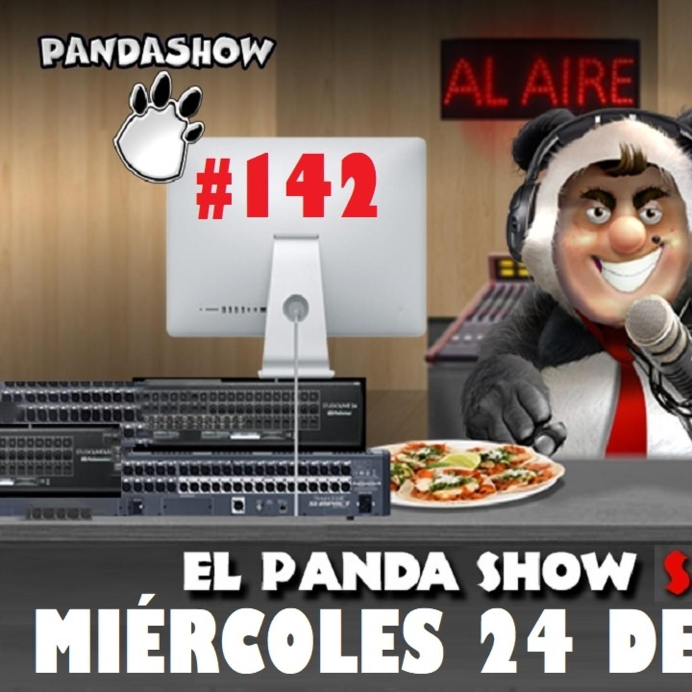 PANDA SHOW Ep. 142 MIÉRCOLES 24 DE ABRIL 2019