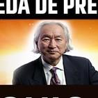 RUEDA DE PRENSA AL DR. MICHIO KAKU - THE UFOLOGY WORLD CONGRESS III Edición