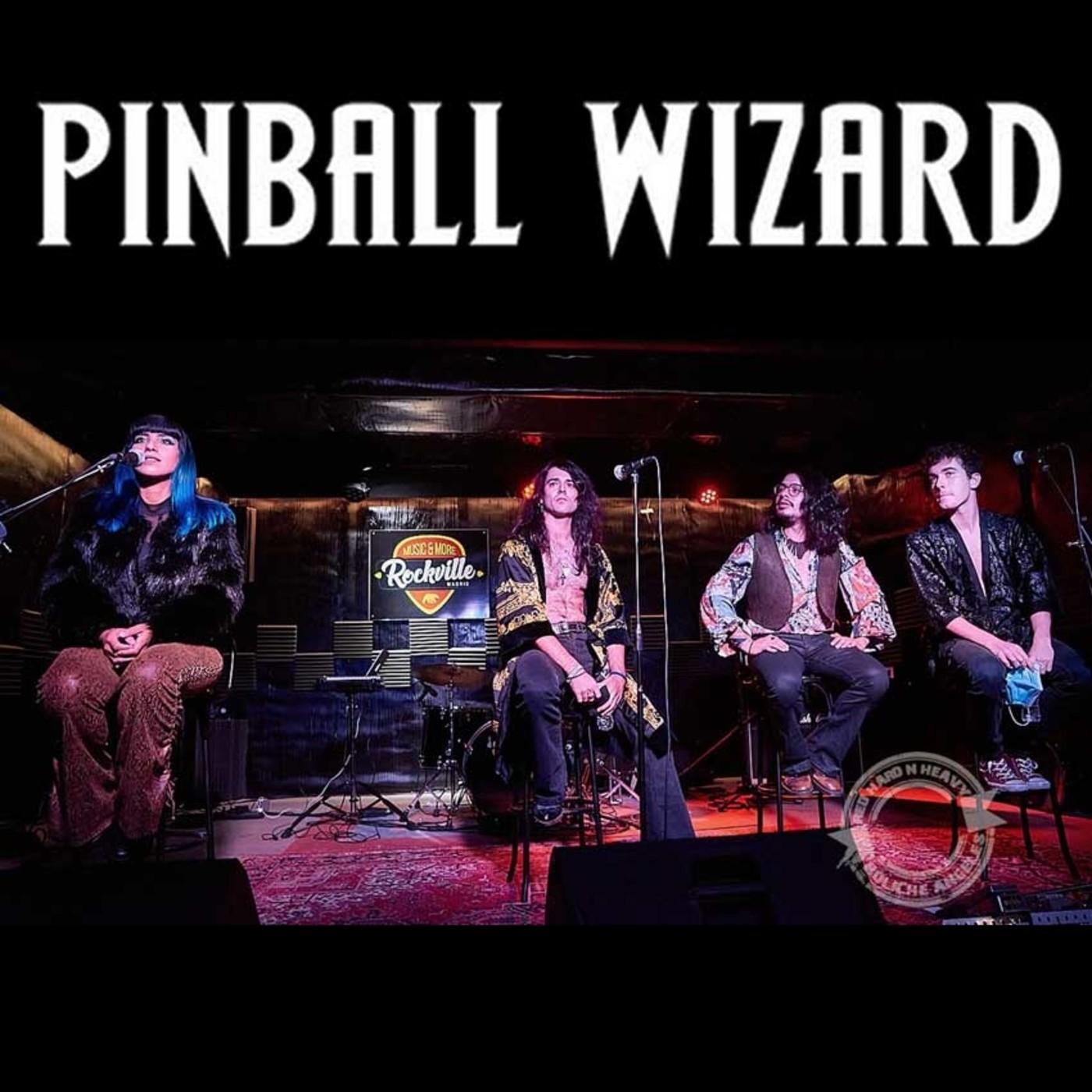 Rueda de Prensa - PINBALL WIZARD - 1 Octubre 2020 (sala Rockville)