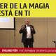 EL PODER DE LA MAGIA ESTÁ EN TI - Emiliano Peña, profesor de Magia y crecimiento personal