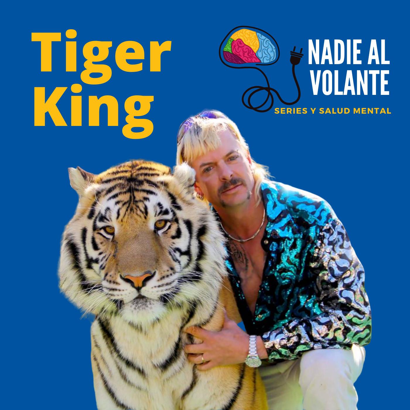Tiger King - Me pareció ver un lindo gatito