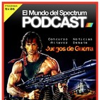 5x06 Juegos de Guerra - Amalio Gómez - Hobby Press - Homebrew - El Mundo del Spectrum Podcast