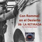 NdG Con Rommel en el Desierto 08 La Retirada