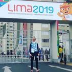 Lujan Urrutia: 'El circuito fue muy complicado, pero pude correr de manera'