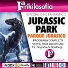 3X44. JURASSIC PARK (parque jurásico). Programa completo.