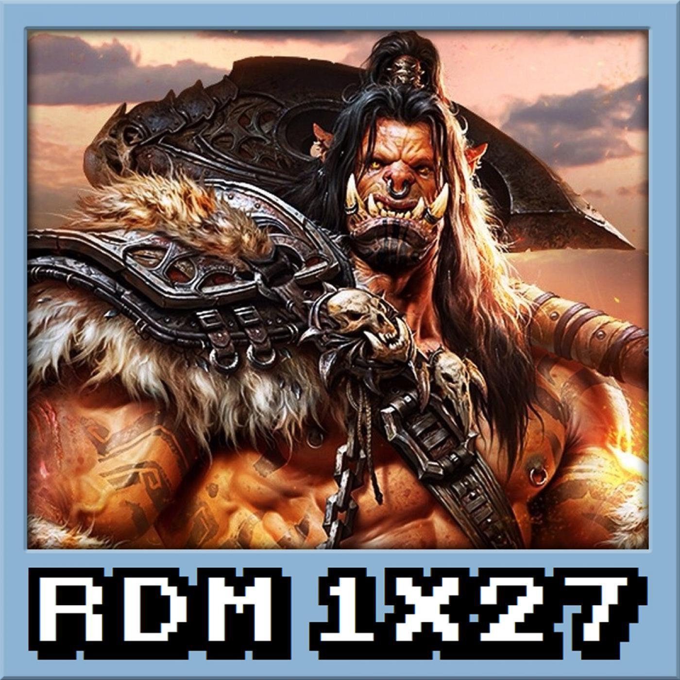 RDM 1x27 – World of Warcraft: Warlords of Draenor