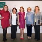 El fin del miedo. Cristina Garmendia, Sarah Harmon, María Teresa Fernández de la Vega y Gloria Lomana