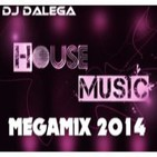 Dj Dalega - House Music Megamix 2014