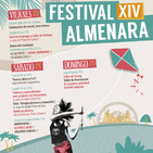 XIV Festival Almenara Promo Galego