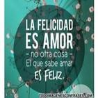 Amor y felicidad en tu vida...