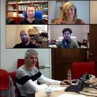 Ep202: Marte; Ardillas Fluorescentes; 'Oumuamua en Serio; Alabeo Galáctico; Cerebro y Tripas; Entrevista: Casiana Muñoz