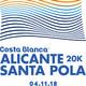 Entrevista a José Manuel Albentosa - Carrera 20 Km Alicante - Santa Pola