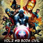 CVB Tomos y Grapas, Cómics - Vol.2 Capítulo # 13 - Boda civil