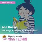 Ana Oncina, del shojo al boom de Croqueta y Empanadilla