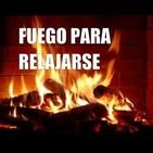 Música Relajante con Sonido de Fuego Crepitando en Hoguera para leer o dormir