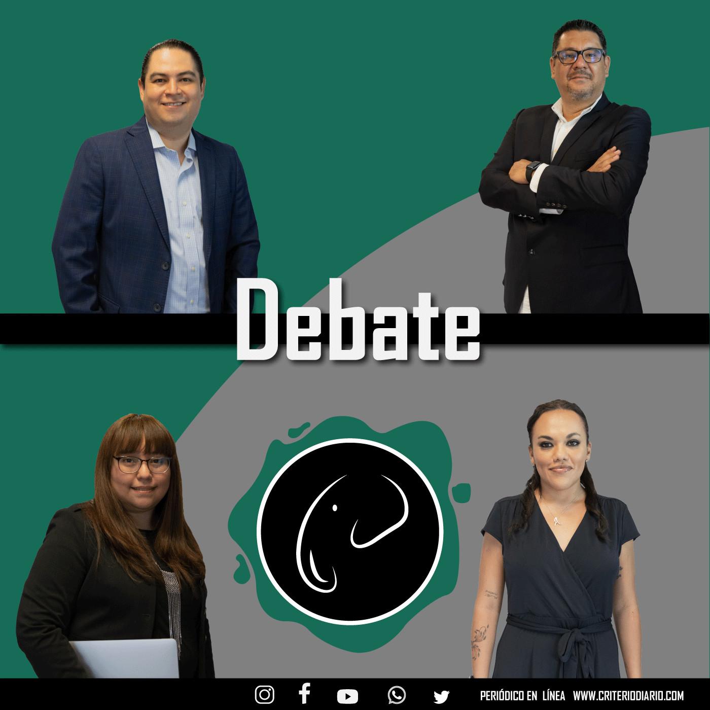 Episodio 7. Debate