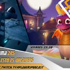 4Players 245 prometemos que esto es 4Players análisis Spyro reignited trilogy y Ace combat 7
