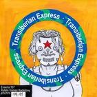 Transiberian Express #60 Fernando Acosta (Facostas Estilismo), Sección cine. #Artegalia Alicante.