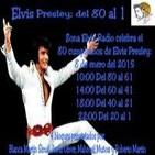 Elvis Presley; Del 80 al 1 (1ª parte)