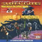 Leeh: LA GUERRA DE LOS CLONES (MÁS ALLÁ DE STAR WARS) Con Víctor Castillo