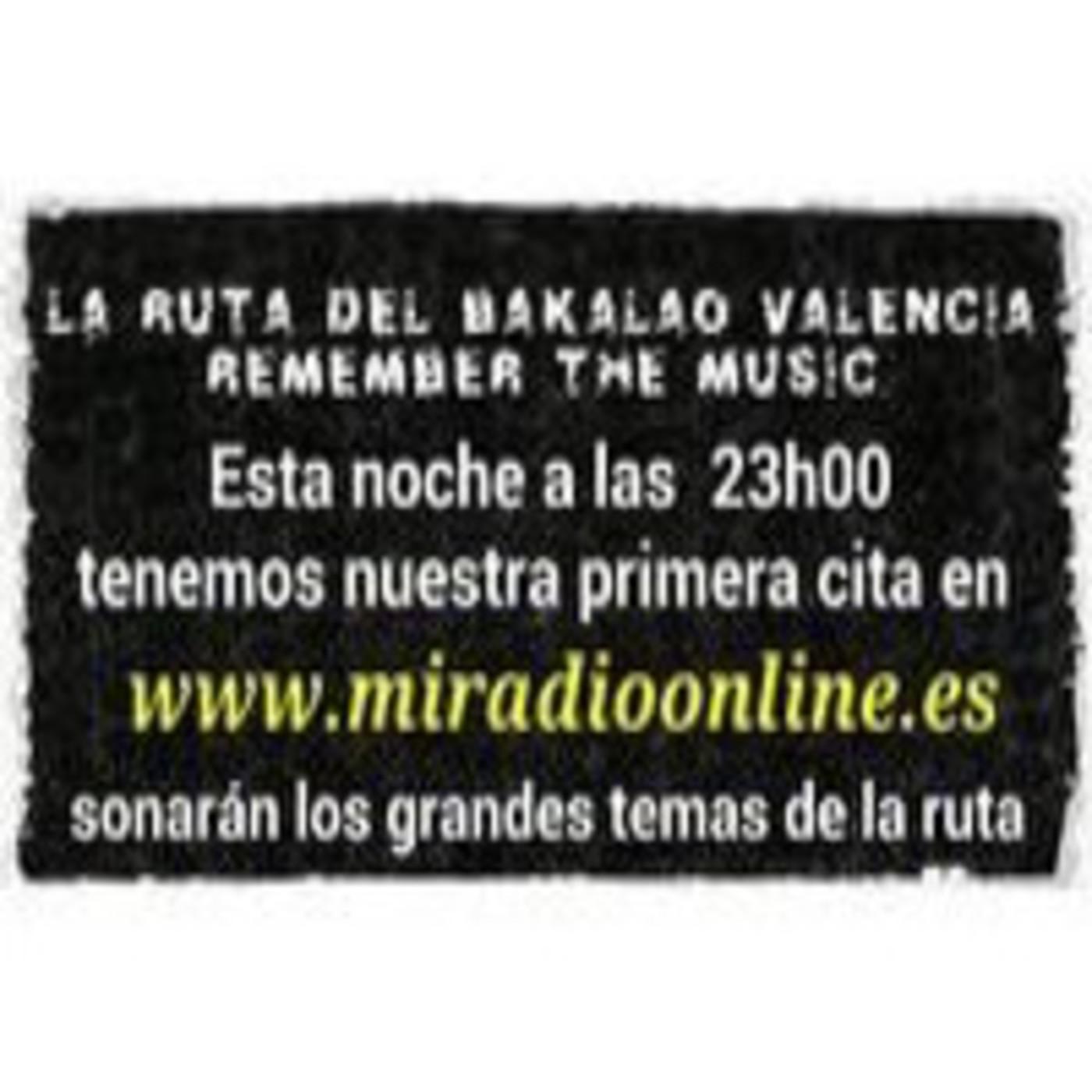 Ruta Del Balakao Valencia 1 Programa In Noventa Fm In Mp30404 A