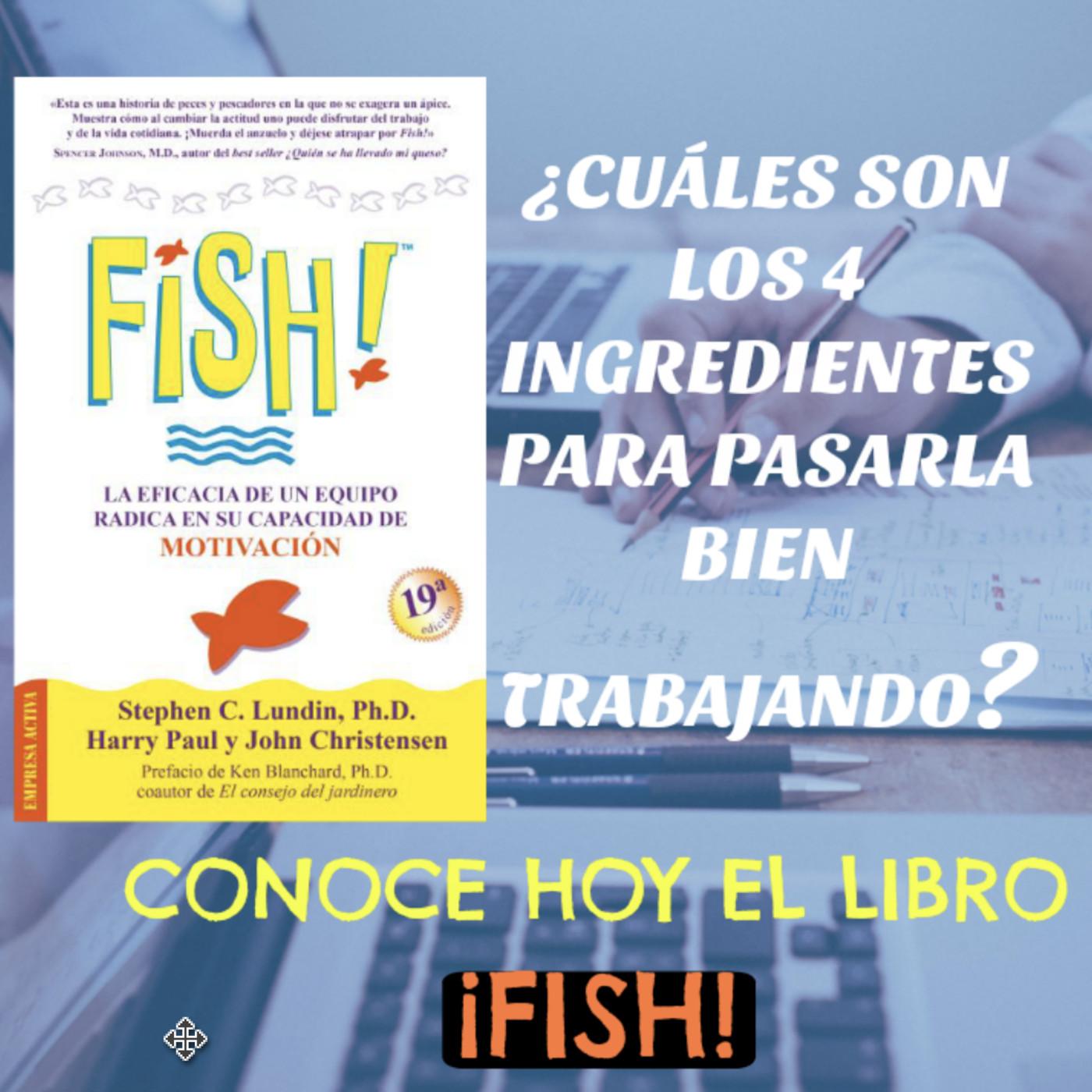 ƒquieres Saber La Historia De Fish En Emigrante Exitoso En