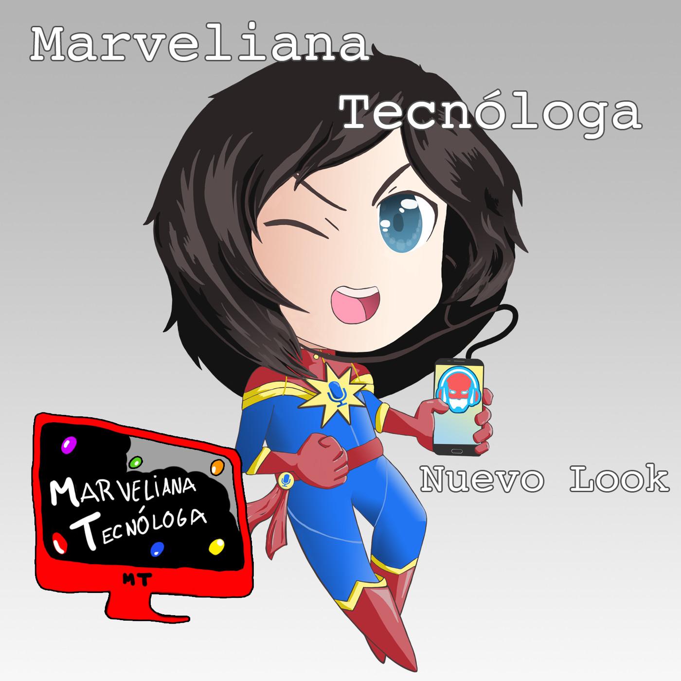 #MarvelianaTecno Novedades en Marveliana Tecnóloga