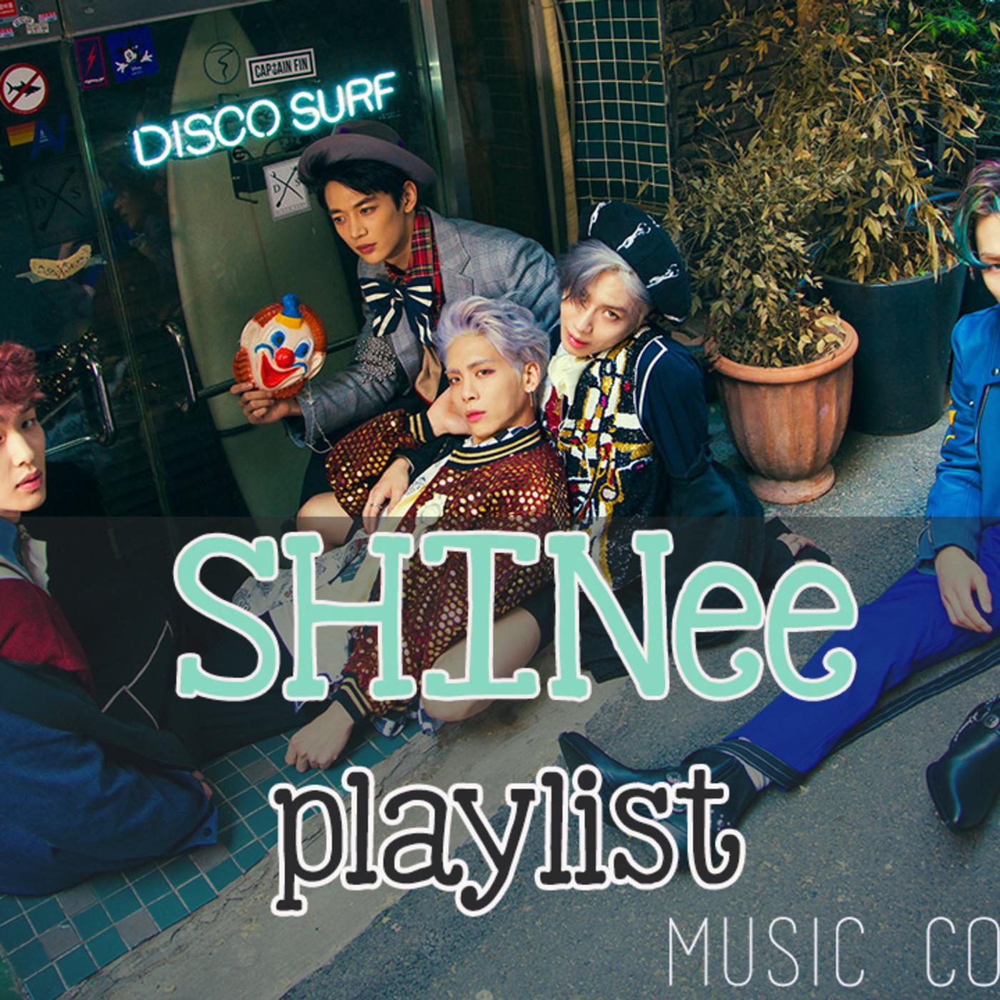 SHINee Music Collection en Individual Mixes en mp3(11/07 a las 08:46