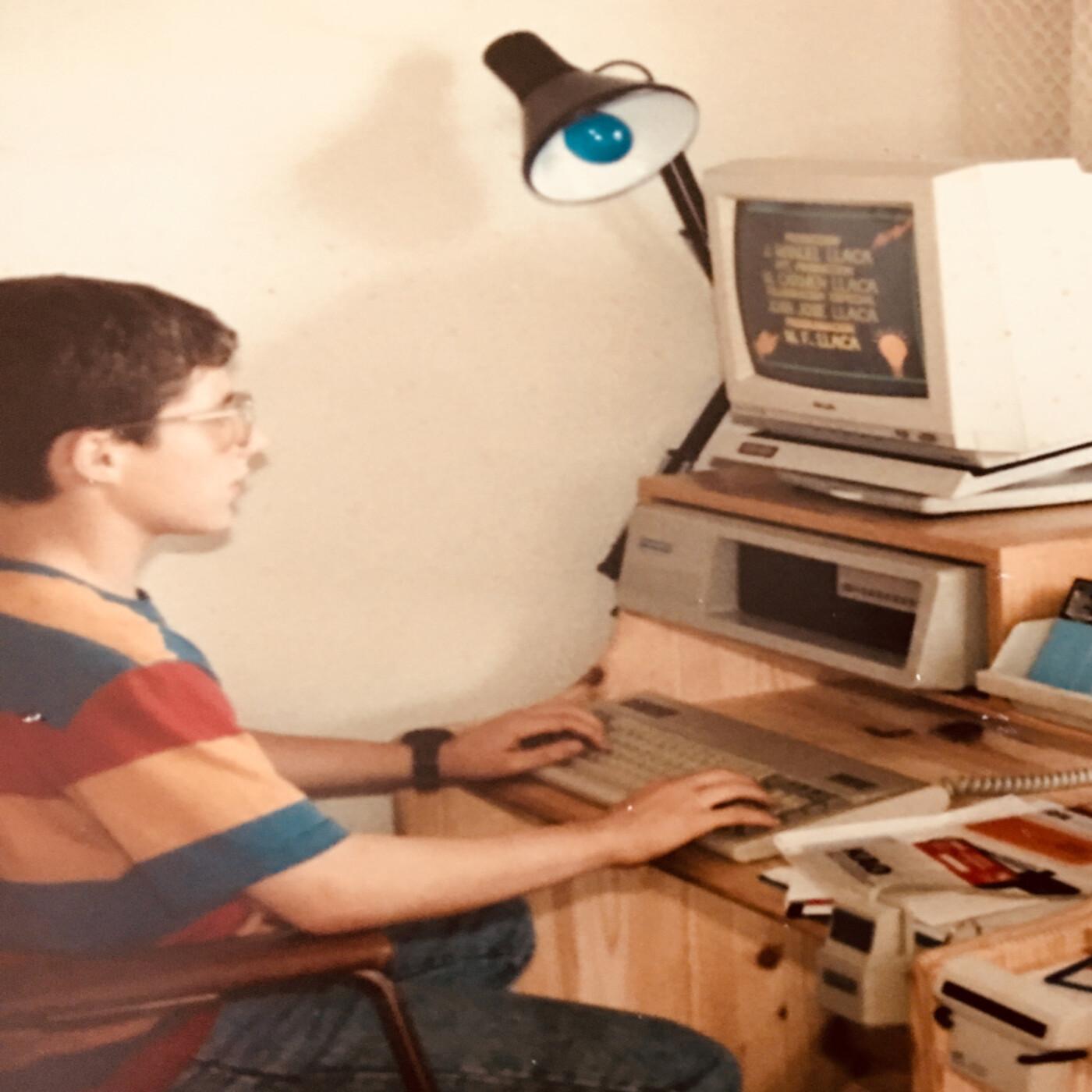 Breve historia y curiosidades del nacimiento y evolución del IBM PC y Compatibles en ParcelaDigital en a las…