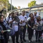 Madres de desaparecidos en Mexico exigen al gobierno que no haya victimas de primera y segunda.