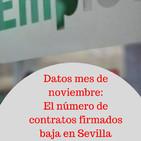 El coordinador de IU Sevilla Manuel Lay sobre los datos de empleo del mes de noviembre