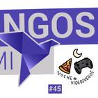 Noche #45 - Cuarentena con vikingos y origami