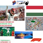 PitCast F1 2x13 - GP Hungría 2019