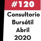 120. Consultorio Bursátil - Abril 2020