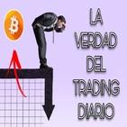 Bitcoin se recupera la falacia del trading diario