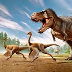 Aparici en Órbita s02e18: Las causas de la extinción de los dinosaurios, con Laia Alegret