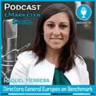 056 Raquel Herrera la Directora General de Benchmark en Europa