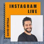 Entrevista en instagram live a David Ortega