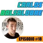 Episodio 18 con Carlos Balsalobre. RM. Entrenamiento y Tecnología.