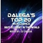 Dj Dalega - Dalega's Top 20 Mix Dance - Abril