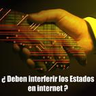 44 - ¿Debe estar la seguridad informática sólo en manos de empresas privadas?¿Deben interferir los Estados en Internet?