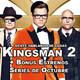 01x02 - Kingsman El Círculo de Oro + Bonus Series de Octubre
