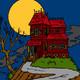 """""""La casa encantada"""", relato breve de autor anónimo."""