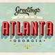 Atlanta, GA (50 Estados USA)