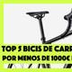 TRANSICIONES 5x01 Bicis de carretera por menos de 1000€ en 2020
