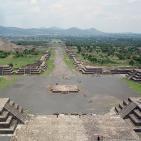Teotihuacán - La ciudad de los Dioses.