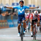 Giro de Italia 2019: Carapaz corona la cuarta etapa