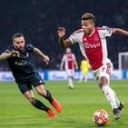 SCRM - El Ajax da un susto al Madrid (J54)
